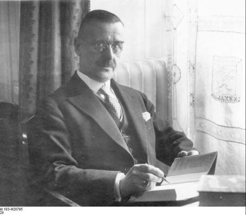 Zu Ehren von Deutschlands Großschriftsteller