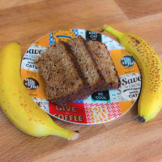 Süßes ohne Reue: Bananenbrot
