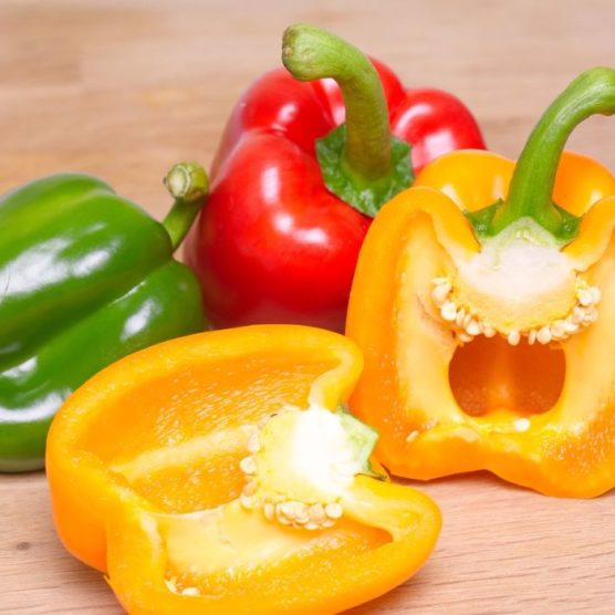 Paprika - so gesund sind die bunten Schoten!