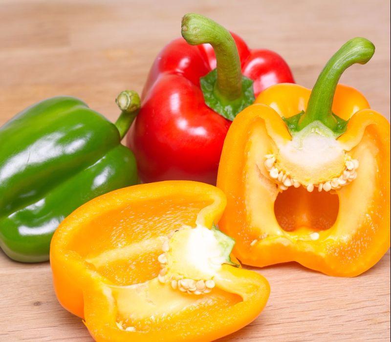 Paprika – so gesund sind die bunten Schoten!