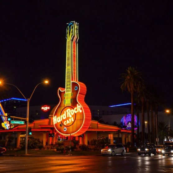 Something is always happening at Hard Rock Cafe