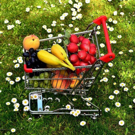 Unterwegs ausgewogen ernähren