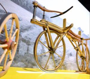 Das Fahrrad feiert 200-jährigen Geburtstag