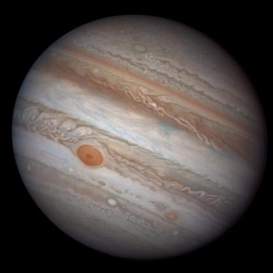 Good Fact - Jupiter ist der älteste Planet