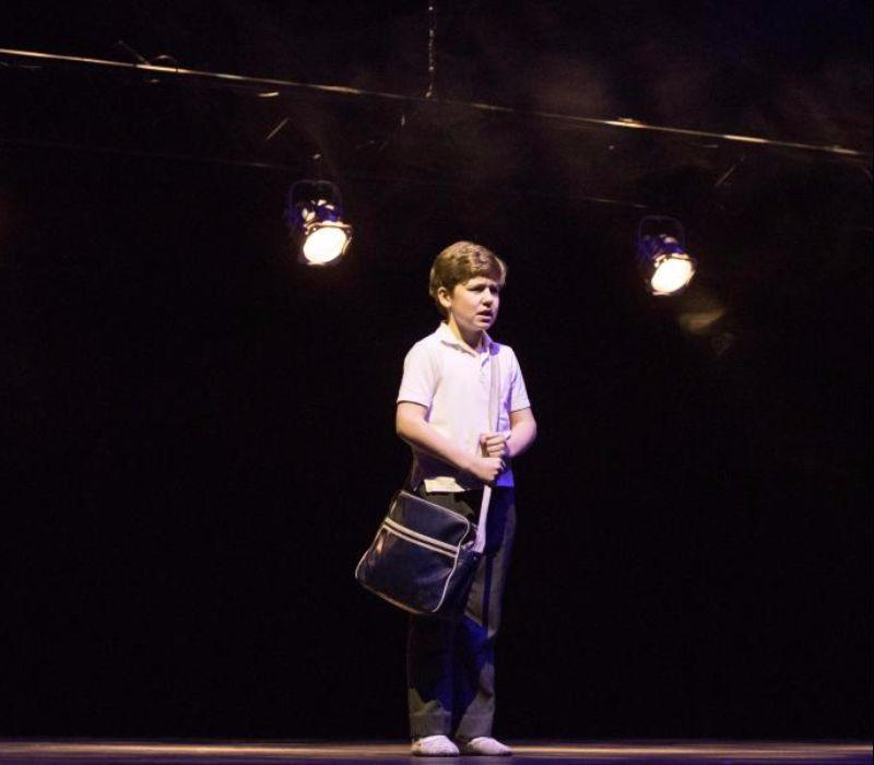 Ein kleiner Junge und sein großer Traum vom Ballett