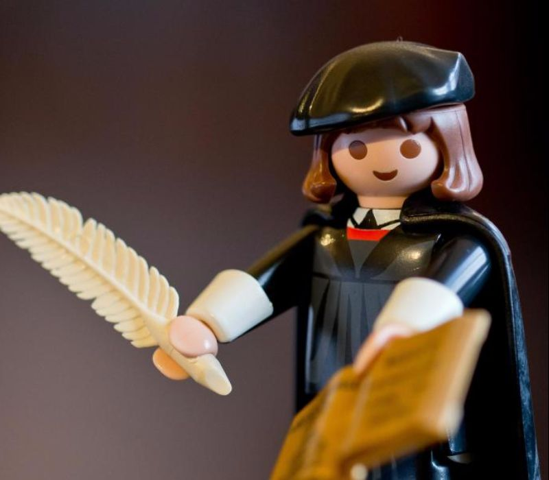 Good Fact – Eine Million Playmobil – Luthers