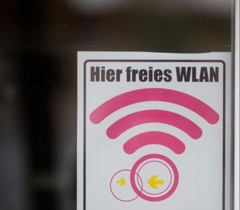 Weg frei für mehr WLAN in Cafés und Hotels