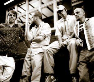 4 fantastische Kerle