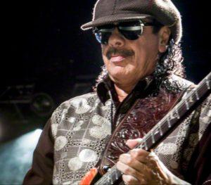 Viva Carlos Santana!