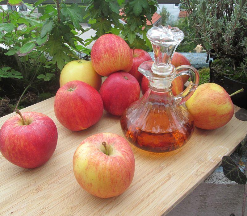 Hausmittel Apfelessig – das ist dran!