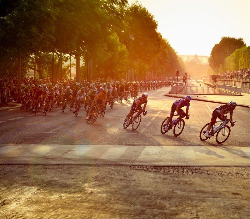 Legendäre Tour de France