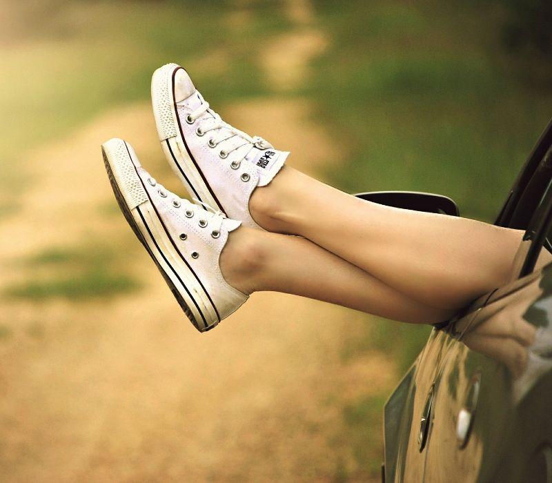 Tipps gegen schwere Beine im Sommer