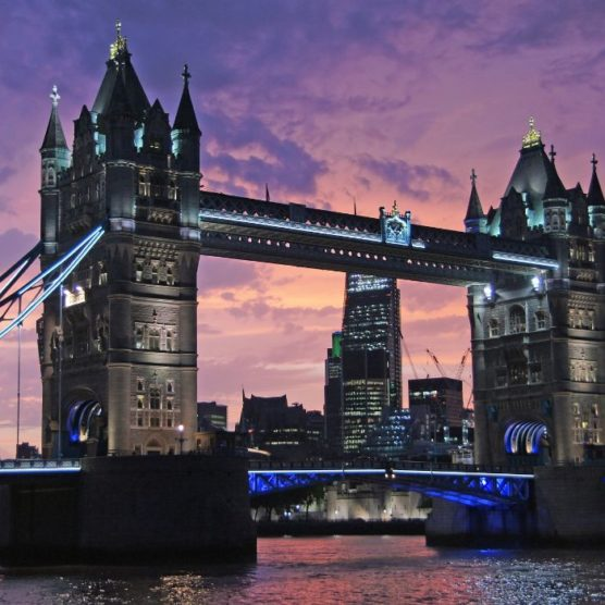 London is calling: Tower Bridge