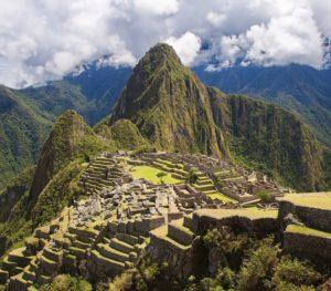 Stadt über den Wolken: Machu Picchu