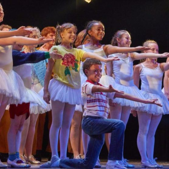 "Publikum feiert Musical ""Billy Elliot"" in Hamburg"