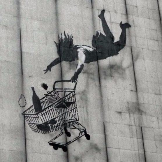 Phantom in der Graffiti-Szene