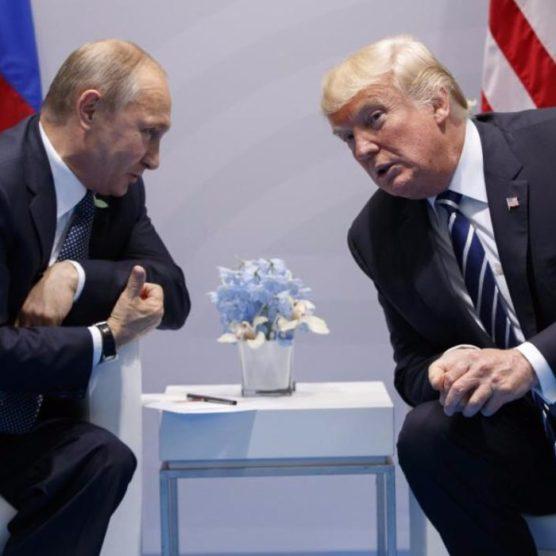 Trump und Putin treffen sich erstmals
