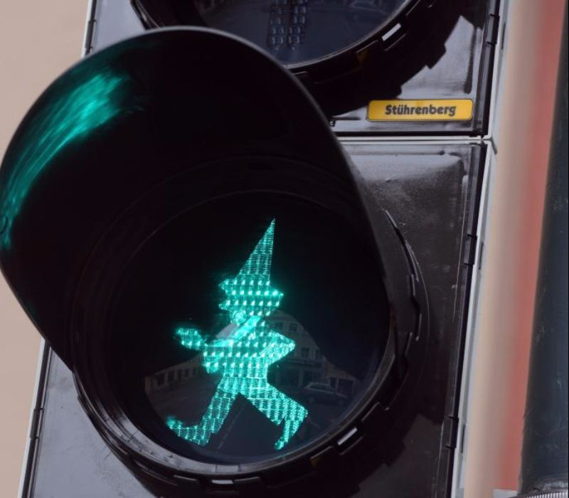 Good Fact – Ampelmann Augsburg