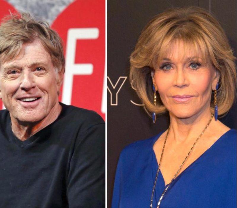 Goldene Löwen für Jane Fonda und Robert Redford