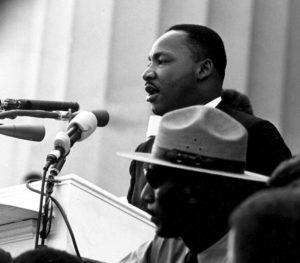 I have a dream- ein Leben ohne Diskriminierung