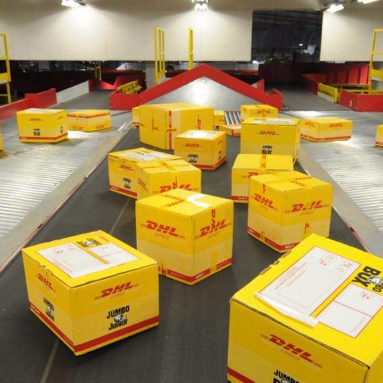 DHL schafft neue Arbeitsplätze