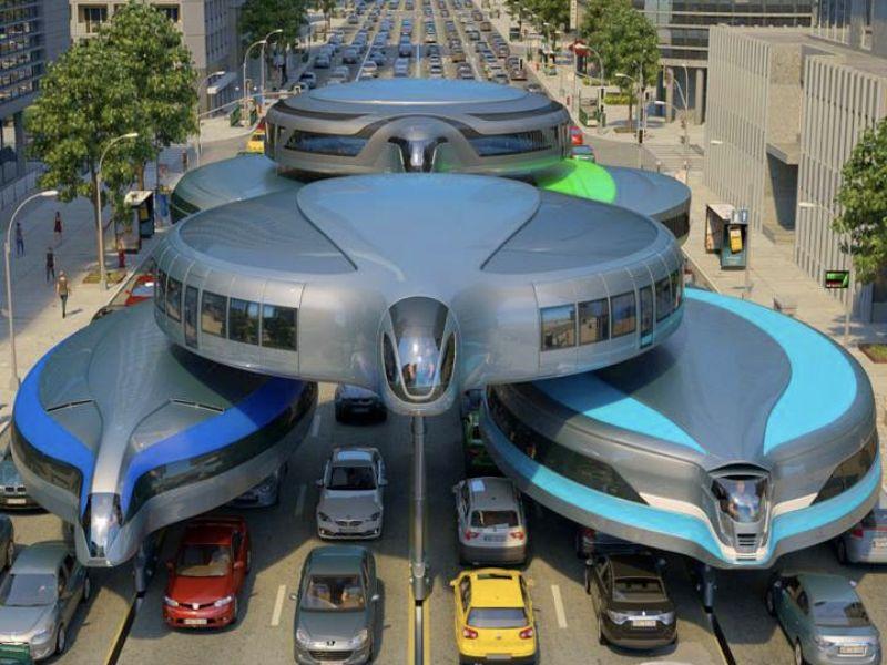 Gyroscopic Transport – Fahrzeuge aus der Zukunft