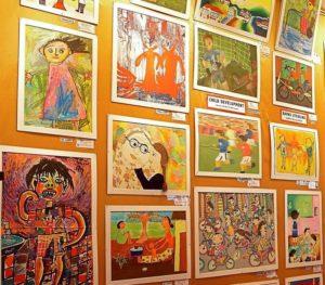 Junge Kunst – Wie sehen Kinder die Welt?