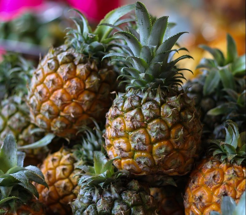 Good Fact – Ananas salzen