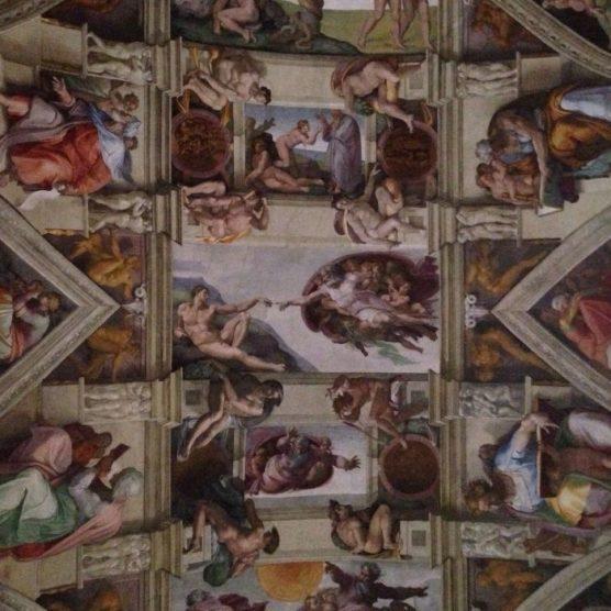 Meisterwerk der Renaissance - Sixtinische Kapelle