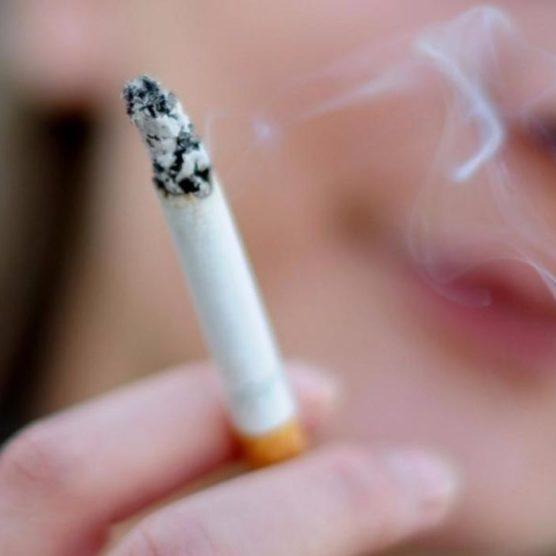 Lungenkrebs-Schnelltest: Einmal pusten bitte
