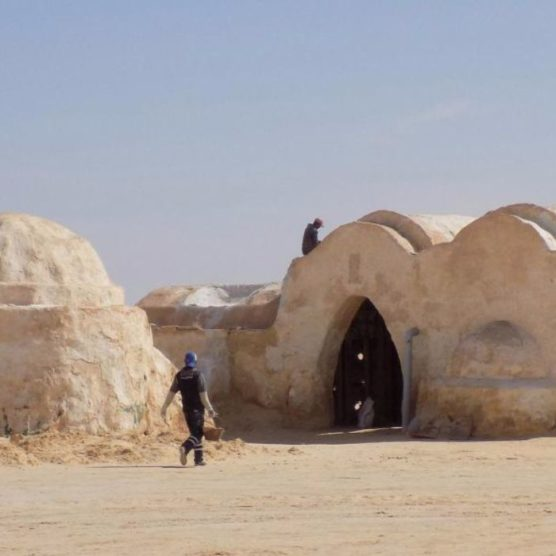 Hoffen auf die Rückkehr der Jedi-Ritter in Tunesien