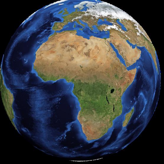 Good Fact - Afrika Hemisphären