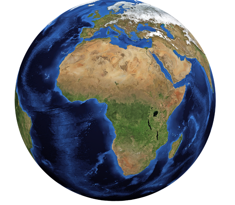 Good Fact – Afrika Hemisphären